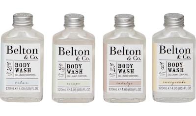 Hautreinigungs-Set »Belton & Co - Body Wash Gifting Collection«, (4 tlg.) kaufen
