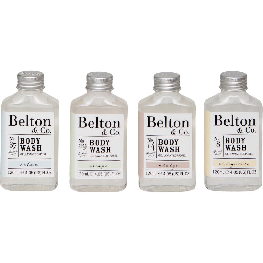 Hautreinigungs-Set »Belton & Co - Body Wash Gifting Collection«, (4 tlg.)