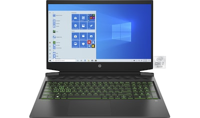 HP Pavilion 16 - a0272ng Gaming - Notebook (40,9 cm / 16,1 Zoll, Intel,Core i7, 0 GB HDD, 256 GB SSD) kaufen