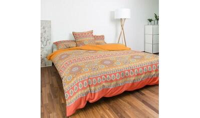 TRAUMSCHLAF Bettwäsche »Lavina«, orientalisches Design mit seidigem Glanz kaufen