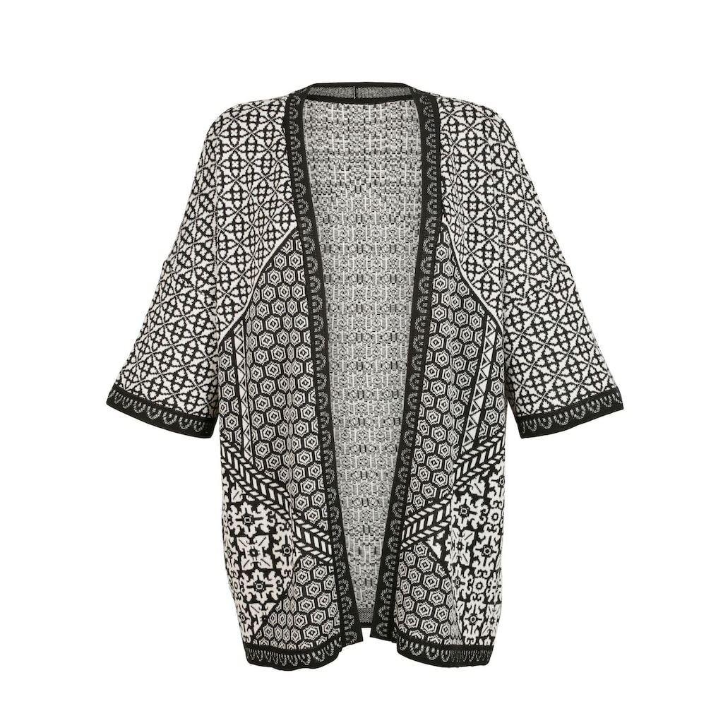 Dress In Strickjacke mit Baumwolle