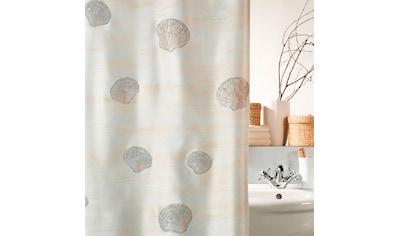 spirella Duschvorhang »ATLANTIS«, Breite 180 cm, Höhe 200 cm, wasserabweisend kaufen