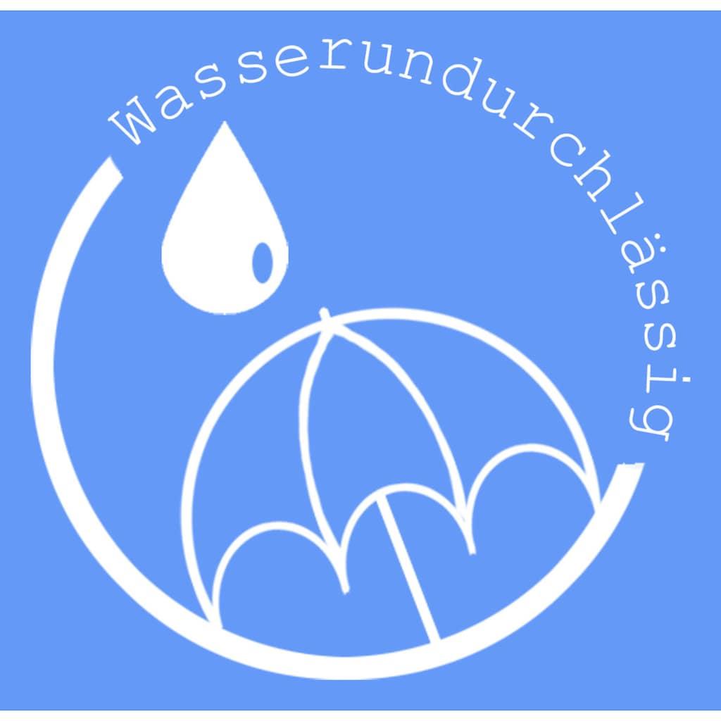 KiNZLER Matratzenschoner »Paula«, wasserdicht, 4 Übereck-Spanngummis