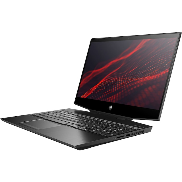 HP OMEN 15-dh0312ng Gaming-Notebook (39,6 cm / 15,6 Zoll, Intel,Core i7, - GB HDD, 512 GB SSD)
