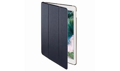 "Hama Tablet - Case ""Fold Clear"" für Apple iPad 9.7 (2017/2018 »Dunkelblau« kaufen"