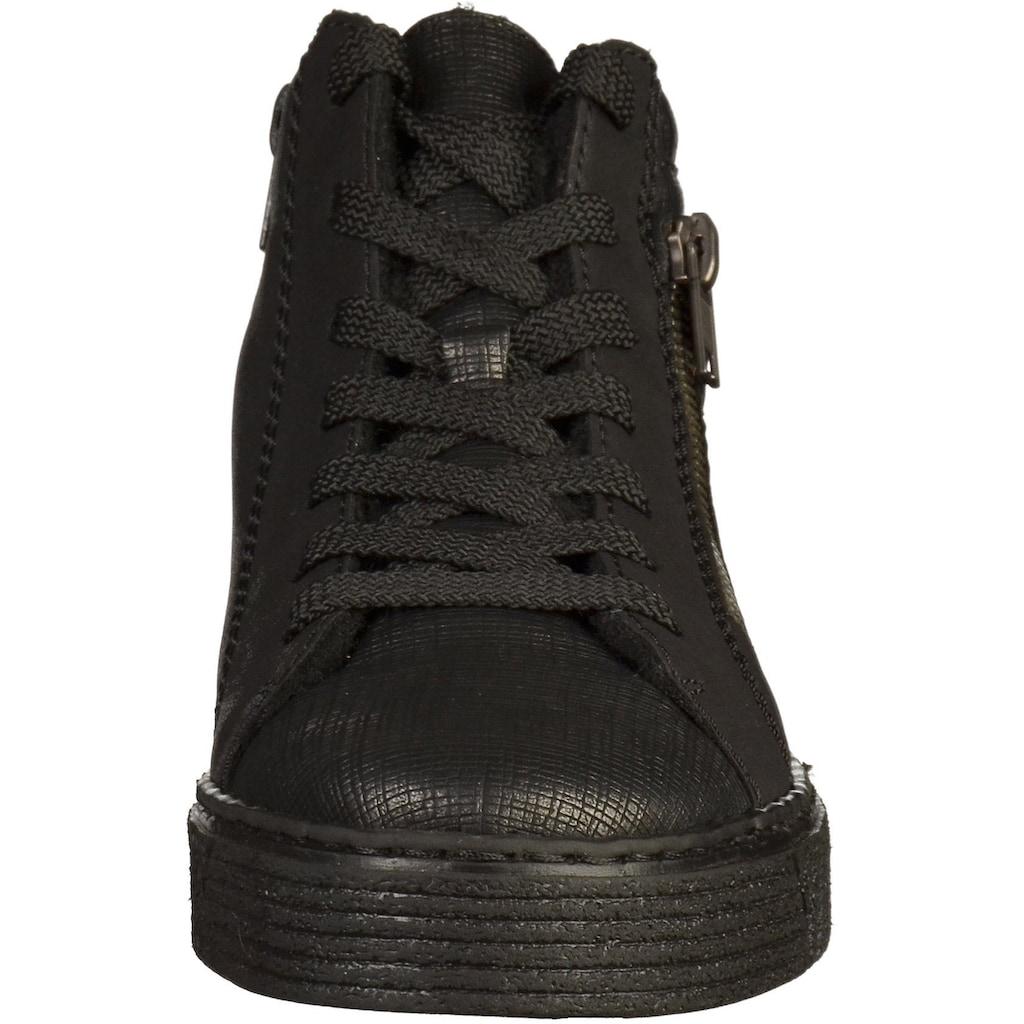 Rieker Sneaker »Lederimitat«