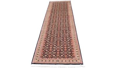 morgenland Wollteppich »Bidjar Teppich handgeknüpft blau«, rechteckig, 10 mm Höhe kaufen
