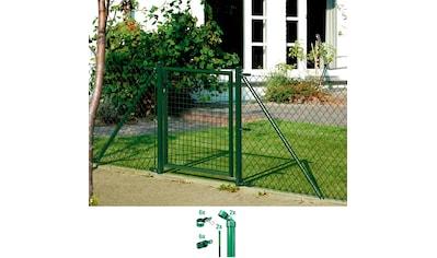 GAH ALBERTS Zaun - Außenecke Eck - Set für Maschendrahthöhe 150 cm, zum Einbetonieren kaufen