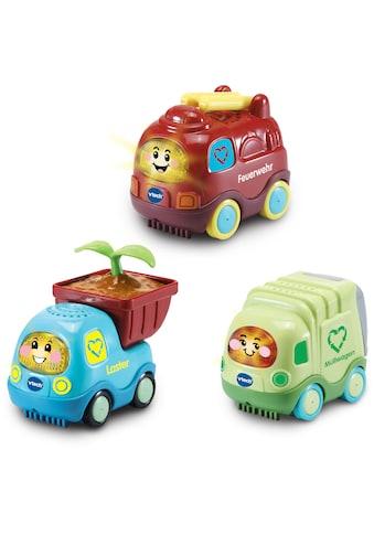 Vtech® Spielzeug-Auto »Tut Tut Baby Flitzer bio«, aus bio-basiertem Kunststoff kaufen