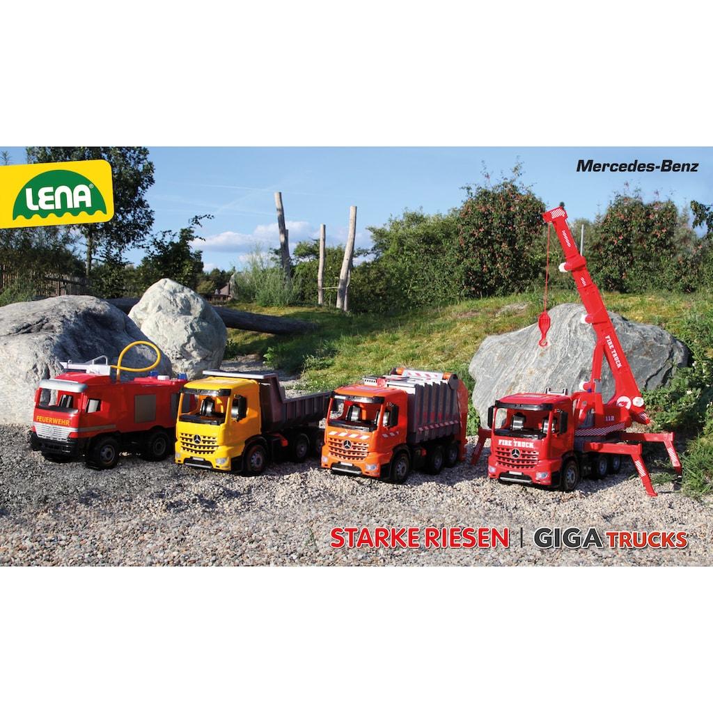 Lena® Spielzeug-LKW »Giga Trucks, Muldenkipper Arocs«, Made in Europe