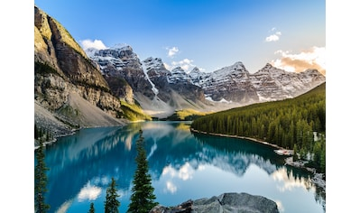 Papermoon Fototapete »Moraine Lake Rocky Mountains« kaufen