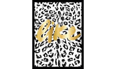 G&C Kunstdruck, mit Rahmen kaufen