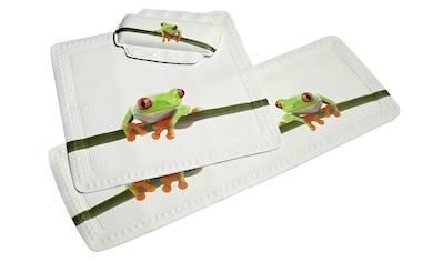 KLEINE WOLKE Wanneneinlage »Frog«, 92 x 36 cm kaufen