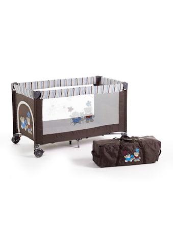 CHIC4BABY Baby - Reisebett, »Luxus, terranova« kaufen