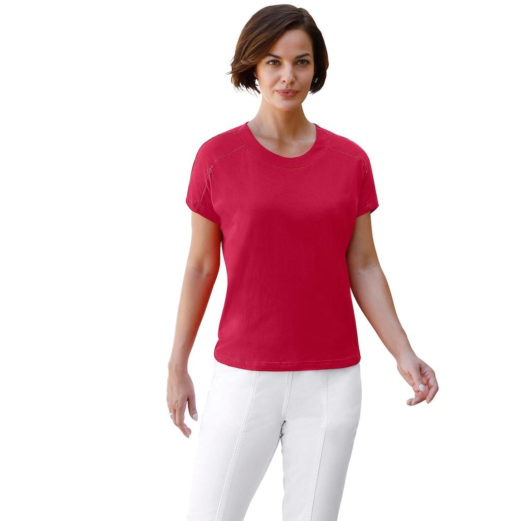 Classic Basics Rundhalsshirt