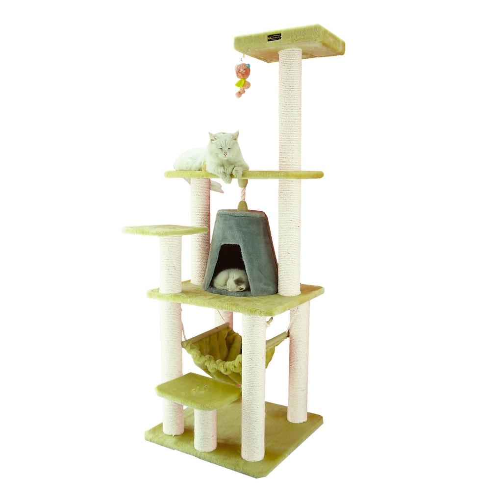 Armakat Kratzbaum »Jimmy«, hoch, BxTxH: 77x71x167 cm
