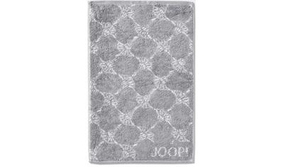 Joop! Gästehandtücher »JOOP! CLASSIC«, (3 St.), in Doubleface-Optik kaufen