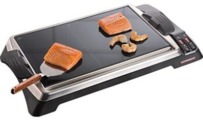 Gastroback Tischgrill Teppanyaki Glas - Grill Advanced, 1280 Watt kaufen