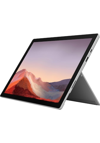 Microsoft Surface Pro 7  -  16GB / 1TB i7 Platin Convertible Notebook (31 cm / 12,3 Zoll, Intel,Core i7, 1000 GB SSD) kaufen