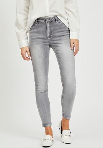 Vila 7/8-Jeans »VIEKKO«, mit modischen Used Effekten kaufen