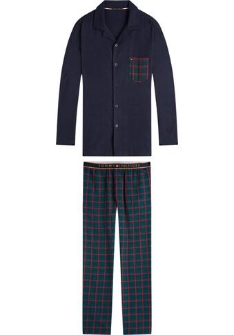 TOMMY HILFIGER Pyjama »TOMMY HILFIGER« (2 - tlg.) kaufen