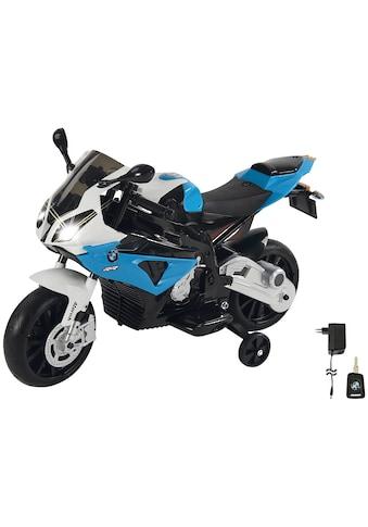 JAMARA Elektromotorrad »BMW S1000 RR«, für Kinder ab 3 Jahre, 12 Volt kaufen