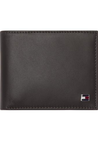 Tommy Hilfiger Geldbörse »ETON MINI CC WALLET«, aus Leder, im kleinen Format kaufen