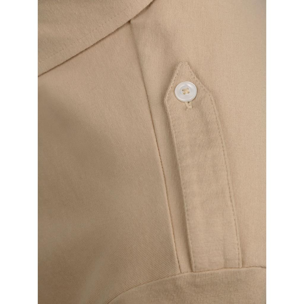 Roger Kent Poloshirt mit praktischen Brusttaschen
