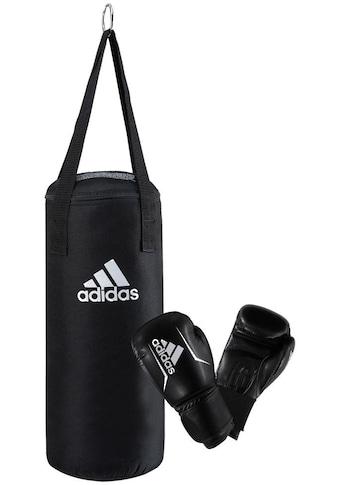 adidas Performance Boxsack »adidas Performance« (Set, mit Boxhandschuhen) kaufen
