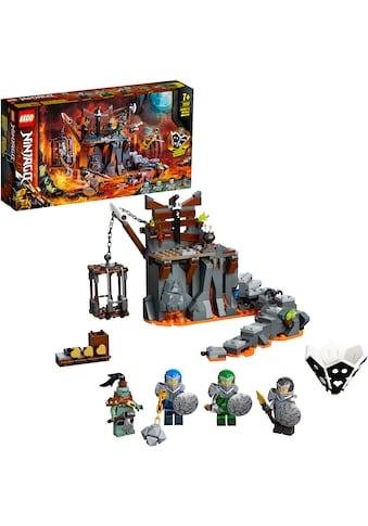 LEGO® Konstruktionsspielsteine »Reise zu den Totenkopfverliesen (71717), LEGO® NINJAGO®«, (401 St.), auch als Brettspiel verwendbar, Made in Europe kaufen