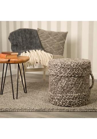 Obsession Sitzhocker »My Pouf Copa«, handgearbeitet kaufen