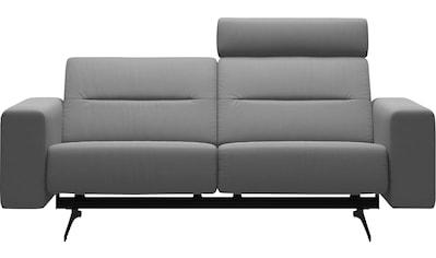 Stressless® 2-Sitzer »Stella«, mit Zwischennaht im Rücken, Armlehnen S1, Fuß... kaufen