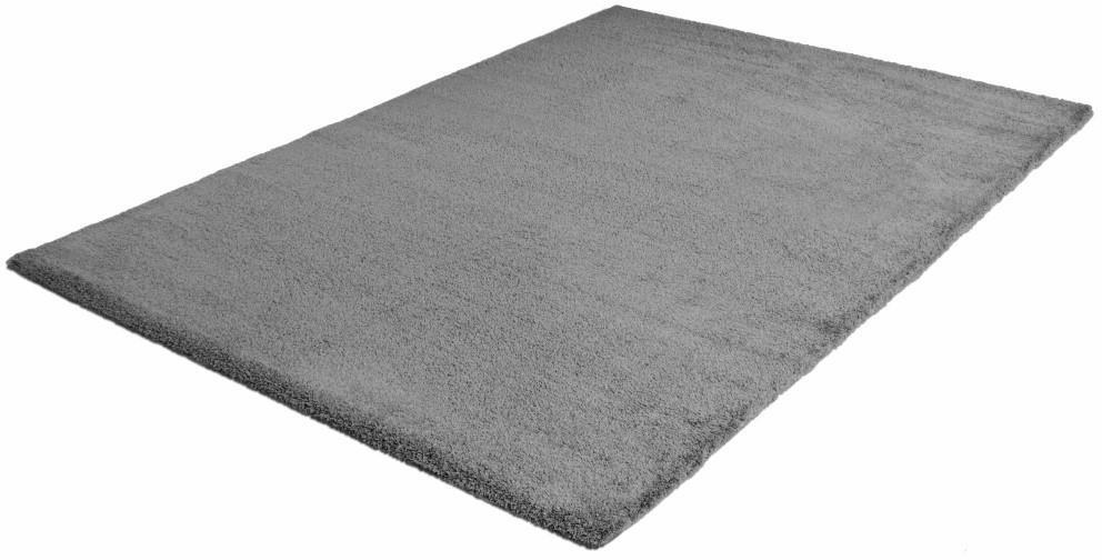 Hochflor-Teppich Silky Touch Sanat rechteckig Höhe 30 mm maschinell gewebt