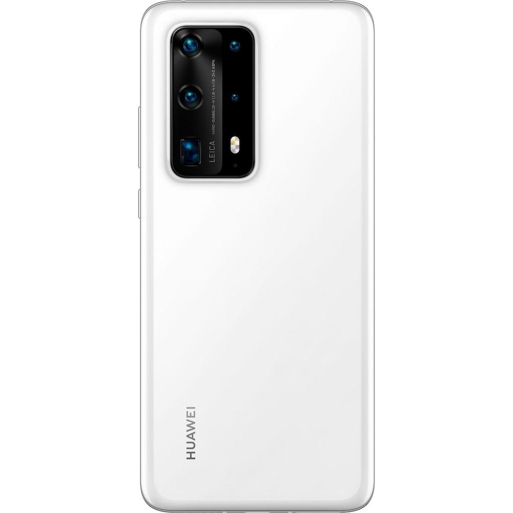 """Huawei Smartphone »P40 Pro+ 5G«, (16,7 cm/6,58 """" 512 GB Speicherplatz, 50 MP Kamera), 3 Jahre Garantie"""