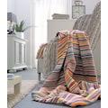 IBENA Wohndecke »Stripes«, mit bunten Streifen