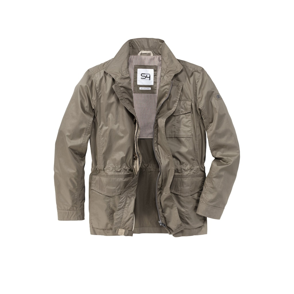 S4 Jackets leichte Baumwolljacke