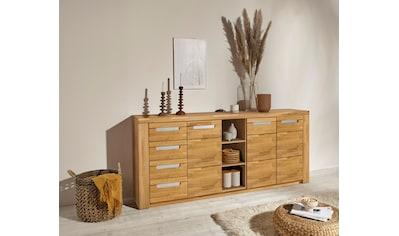 Woltra Sideboard »Kolding«, teilmassiv kaufen