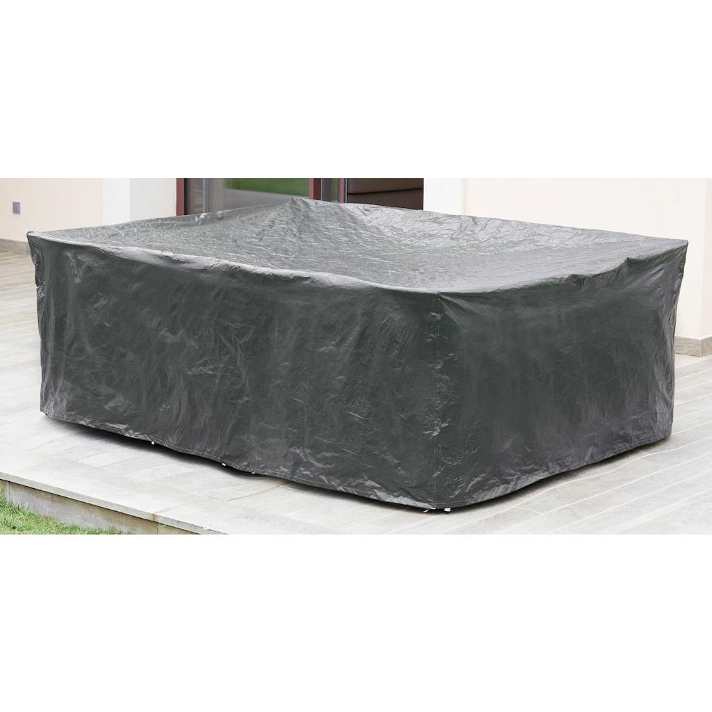 KONIFERA Gartenmöbel-Schutzhülle, LxBxH: 190x181x77 cm