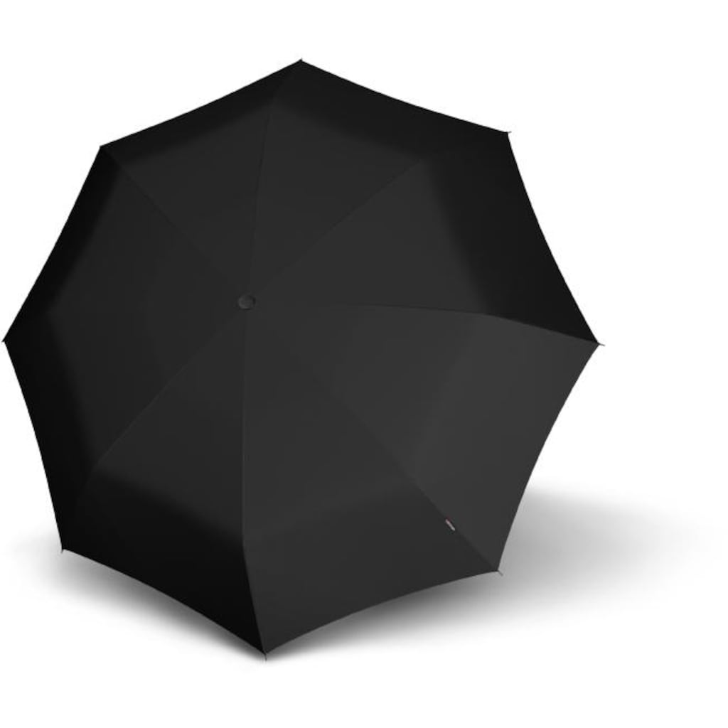 Knirps® Taschenregenschirm »T.010 Small Manual, Black«