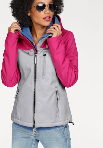 Superdry Kurzjacke »HOODED RETRO WINDTREKKER« kaufen
