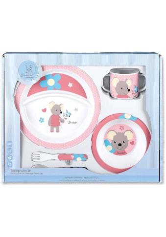 Sterntaler® Kindergeschirr-Set »Mabel«, (Set, 5 tlg.) kaufen