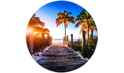 Sanilo Badematte »Fort Lauderdale«, Höhe 15 mm, schnell trocknend, Memory Schaum kaufen