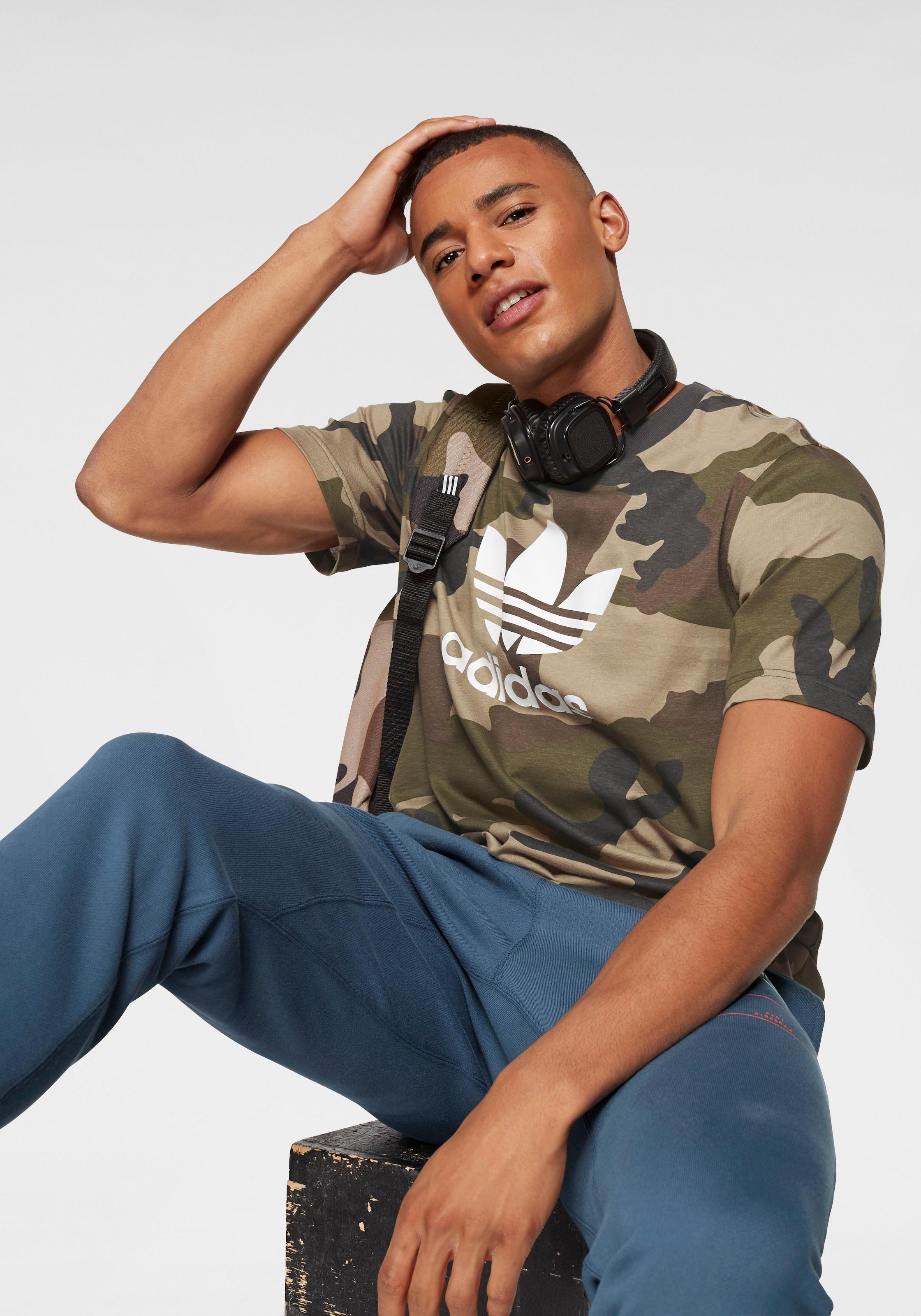adidas Originals T Shirt »CAMO TEE« auf Raten | BAUR
