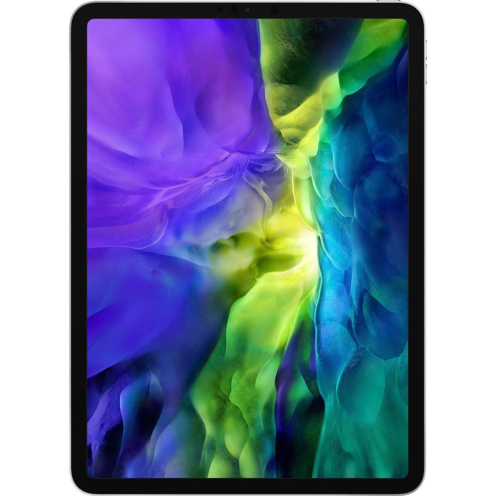 Apple Tablet »iPad Pro 11.0 (2020) - 128 GB WiFi«, Kompatibel mit Apple Pencil 2