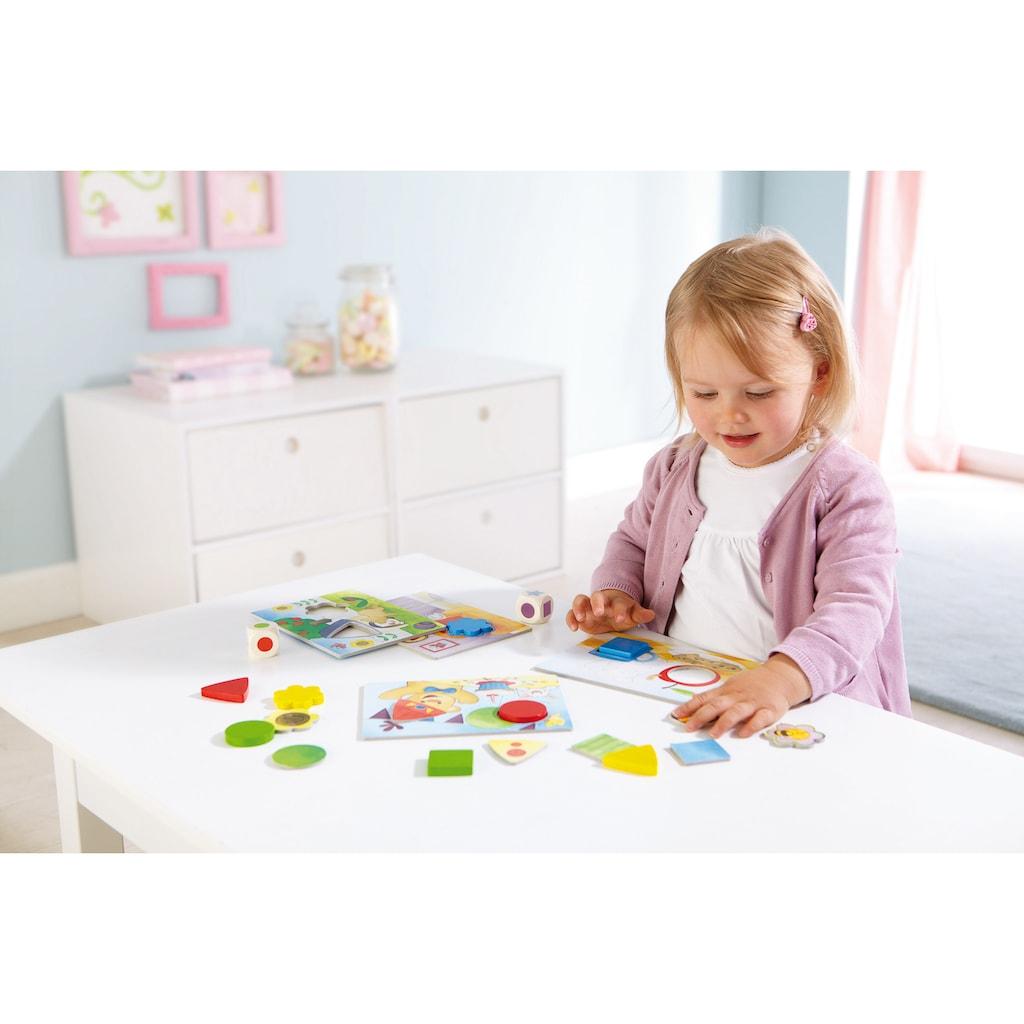 Haba Spiel »Meine ersten Spiele - Teddys Farben und Formen«, Made in Germany