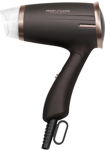 ProfiCare Haartrockner »PC-HT 3009«, 1400 W, kompakter Haartrockner mit 1400 Watt kaufen