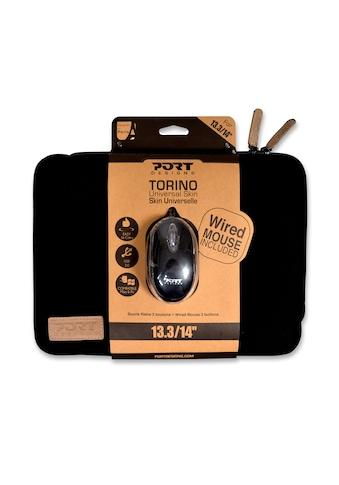 Port Designs Notebookhülle 13 Zoll mit USB Maus kaufen