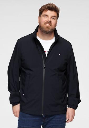 Tommy Hilfiger Big & Tall Blouson »BT-STAND COLLAR JACKET« kaufen