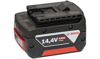 BOSCH Akku, 14,4 V/4,0 Ah Einschubakkupack (HD), Li-Ion, GBA M-C kaufen