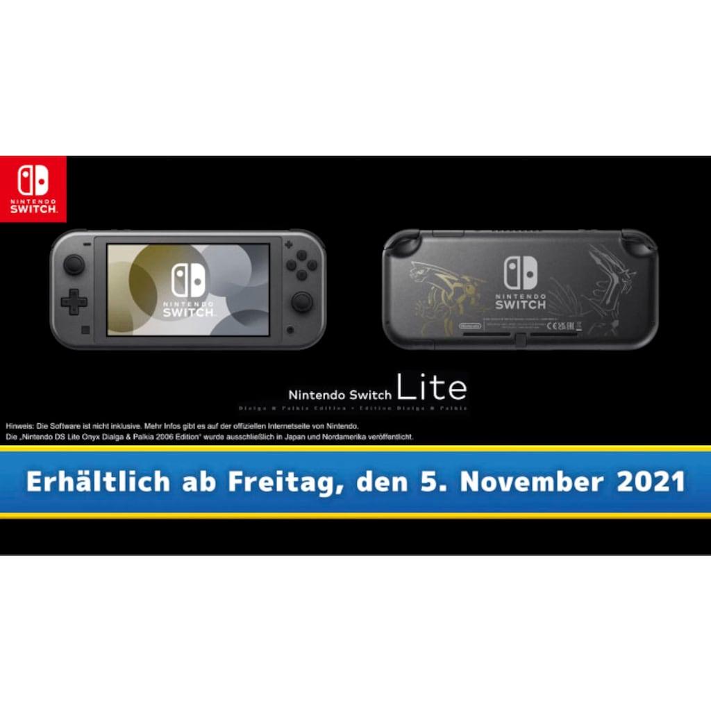 Nintendo Switch Konsole »Lite«, Dialga & Palkia Edition